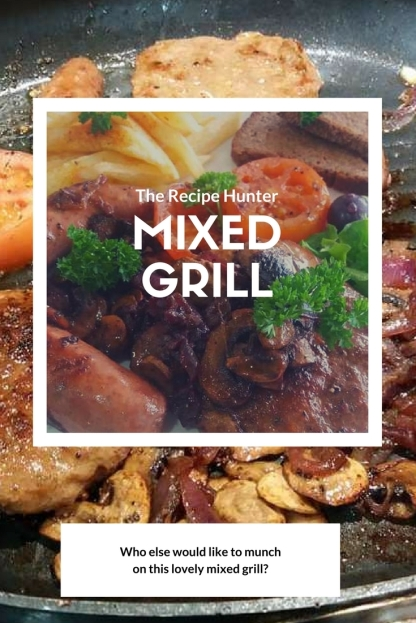 Mixed Grill Meal-