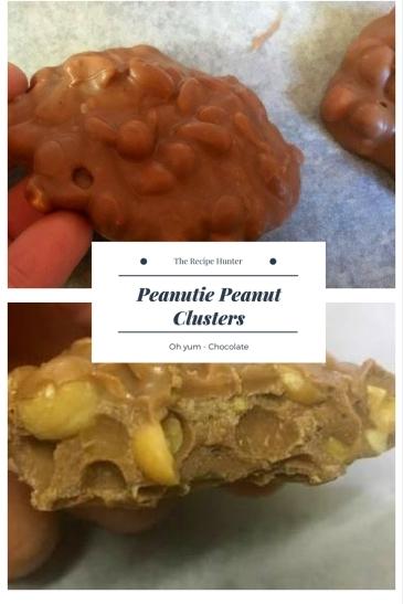 Peanutie Peanut Clusters1