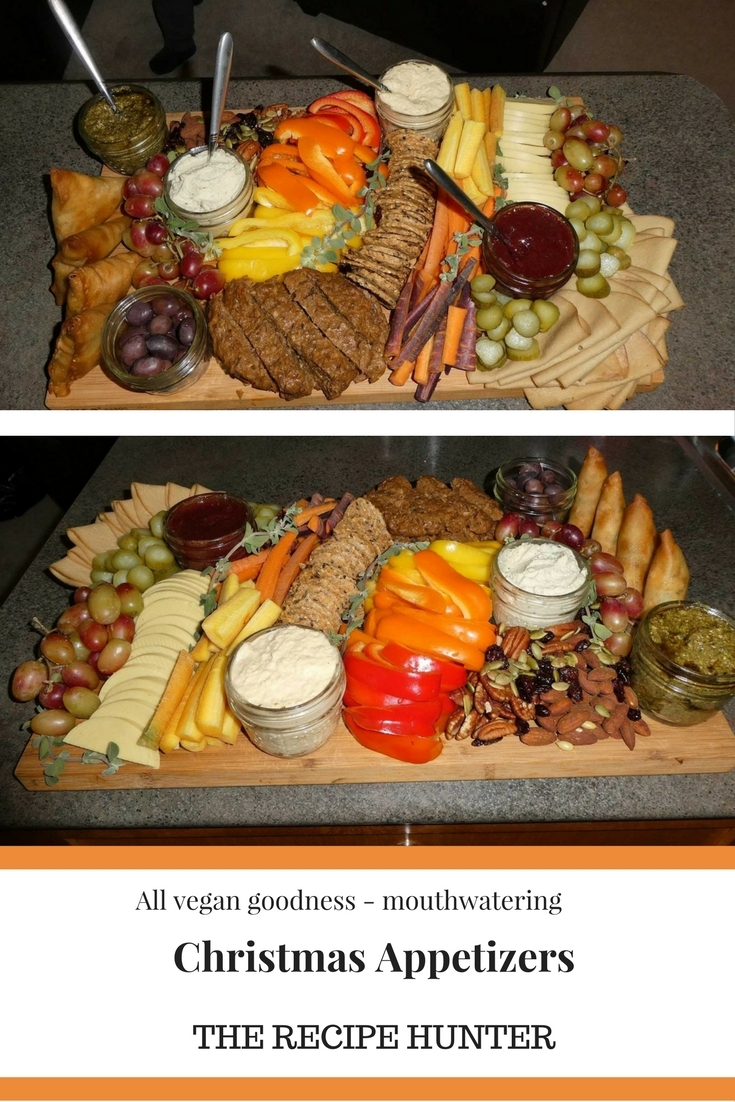 2017 Christmas Appetizers