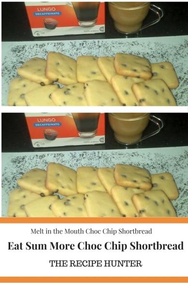 Eat Sum More Choc Chip Shortbread