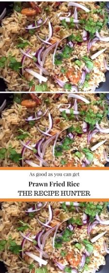Pin Prawn Fried Rice