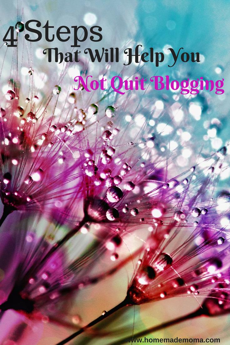 Quit blogging (2)