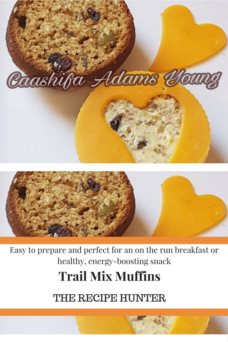 Trail Mix Muffins