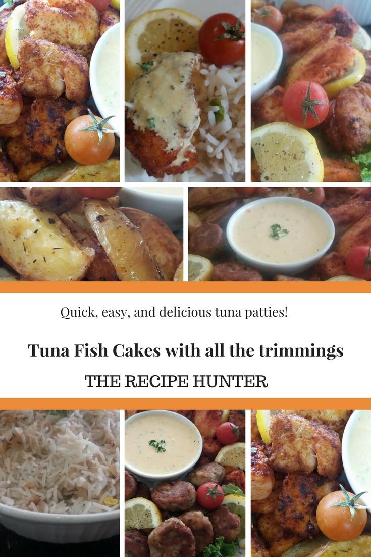 Tuna Fish Cakes
