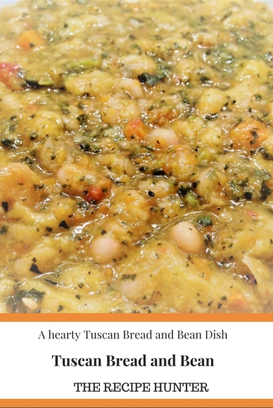 Tuscan Bread and Bean