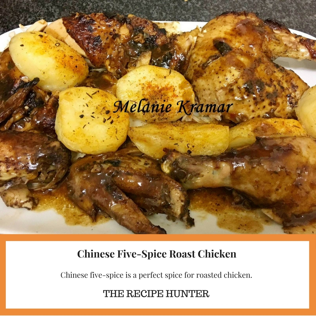 Chinese Five-Spice Roast Chicken