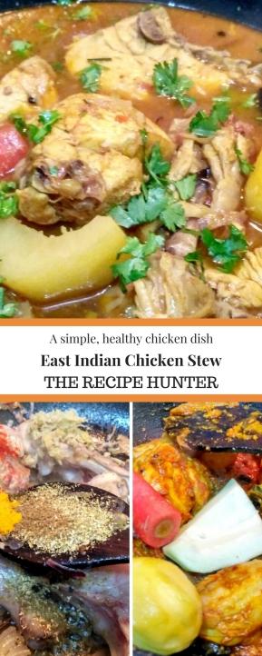 East Indian Chicken Stew