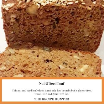 Nut & Seed Loaf