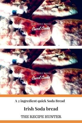 Quick Irish Soda bread