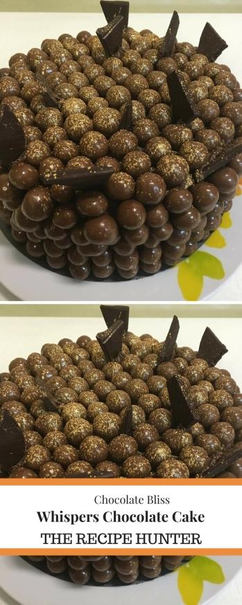 Whispers Chocolate Cake