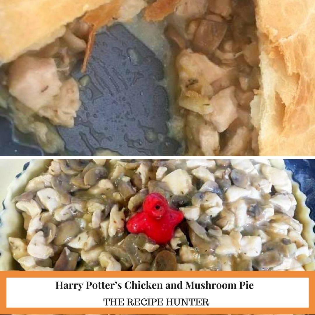 Harry Potter_s Chicken and Mushroom Pie