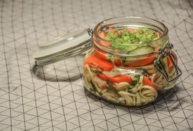 pickled winter vegetables
