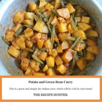 Potato and Green Bean Curry
