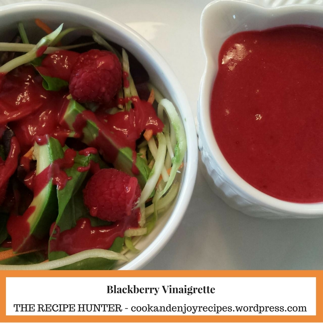 Blackberry Vinaigrette