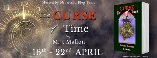 Neverland Tour Banner curse of time